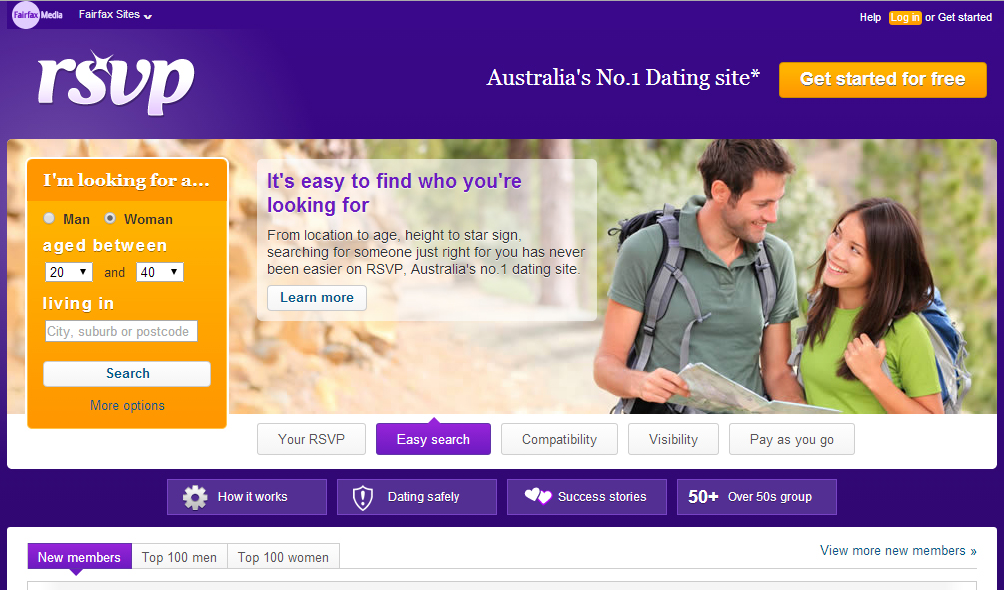 100 free dating sites for australia